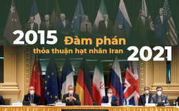 """Đàm phán Vienna: Lần đầu Mỹ góp mặt và cuộc """"chạy đua"""" cần có để đạt thỏa thuận hạt nhân Iran"""