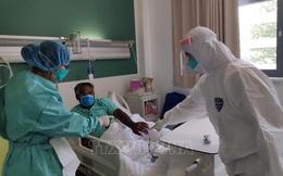 Lào ghi nhận ca mắc COVID-19 trong nước đầu tiên sau 1 năm