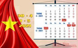 Người lao động sẽ được nghỉ mấy ngày liên tiếp trong cuối tháng 4 này?