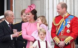 Vợ chồng Kate - William có động thái đầu tiên sau khi Hoàng thân Philip qua đời: Tinh tế, thầm lặng mà đầy xúc động