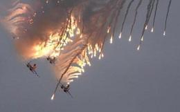 Đánh tận hang ổ, không quân Nga khiến IS chết như ngả rạ ở Syria