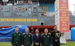 Việt Nam hạ thủy, đặt ky tàu tuần tra theo gói tín dụng quốc phòng Ấn Độ