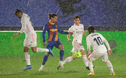 Barca thua trận El Clasico: Vòng xoáy nghi ngờ trở lại