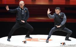 Tỷ phú Jack Ma cùng Lý Liên Kiệt thao túng trận đấu võ có một không hai ở Trung Quốc