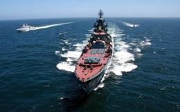 """Yên giấc ngàn thu: """"Cái chết"""" của chiến hạm hùng mạnh nhất Hải quân Nga"""