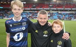 Bố bị Jose Mourinho chỉ trích, con trai Ole Gunnar Solskjaer đáp trả cực gắt