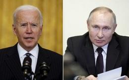 Cuộc điện đàm thứ hai giữa Tổng thống Mỹ Biden và Tổng thống Nga Putin