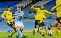 Dortmund - Man City: Khó như lên trời