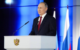 Tổng thống Nga sẽ đọc thông điệp liên bang tại gian triển lãm trung tâm Manezh