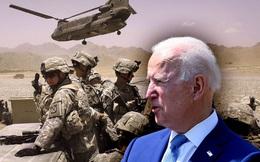 """TT Biden rút sạch quân Mỹ khỏi Afghanistan: Bước lùi """"tròng cổ"""" Kabul vào số phận bất định?"""