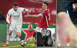 'Chiến binh' của Real Madrid nén đau đá hết 90 phút