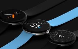 """Rò rỉ hình ảnh chiếc đồng hồ thông minh đầu tiên của """"gã khổng lồ"""" Google"""
