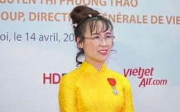 CEO Vietjet Air Nguyễn Thị Phương Thảo được trao huân chương Bắc đẩu bội tinh