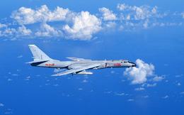 Giải mã cuộc tập trận trên eo biển Đài Loan của Không quân Trung Quốc
