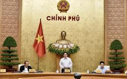 Chùm ảnh: Chính phủ họp triển khai công việc sau khi kiện toàn