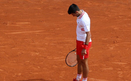 "Monte Carlo Masters: Nadal thẳng tiến, Djokovic thua sốc tay vợt ""vô danh"""