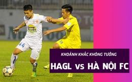 """Khoảnh khắc đáng nhớ: Đột ngột """"buông súng"""", Hà Nội FC giúp HAGL có chiến thắng quan trọng"""