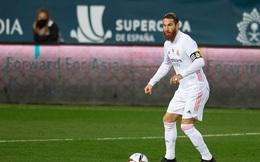Coi như xong! Real Madrid xác định mất Sergio Ramos