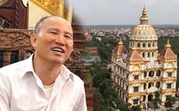 """Cận cảnh tòa lâu đài 10 tỷ đồng của ông chủ lò gạch ở Hưng Yên: Tự tay thiết kế, """"ăn dè hà tiện"""" mới có"""