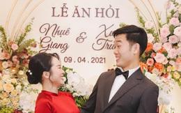 Xuân Trường gọi video cho vợ sắp cưới khi ngồi hát cùng anh em, Nhuệ Giang biểu cảm gây chú ý