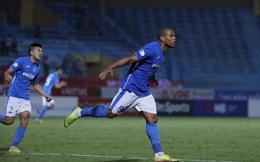 HẾT GIỜ Viettel FC 2-1 Than Quảng Ninh: Hàng thủ Viettel khiến thầy Park phiền lòng, để ngoại binh Quảng Ninh tỏa sáng