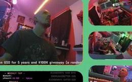 Anh chàng ở lì trong phòng, livestream suốt 3 tháng vì lý do đặc biệt