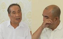 Quốc Thuận bật khóc xúc động trước câu chuyện thầy Nguyễn Ngọc Ký cưới em vợ