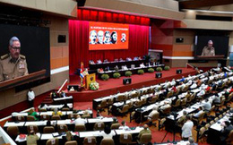 Đại tướng Raul Castro sẽ rời cương vị lãnh đạo Đảng Cộng sản Cuba