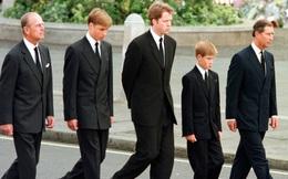 Tại sao các thành viên hoàng gia Anh phá lệ, không mặc quân phục trong tang lễ của Hoàng thân Philip?