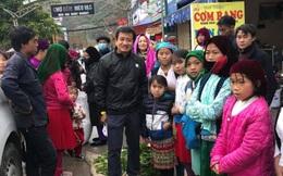 """Ông Đoàn Ngọc Hải """"đi làm"""" 30 phút ở Hà Nội để có 30 triệu đồng mua thịt  cho các bé vùng cao"""