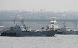 Tàu chiến Nga ồ ạt đến biển Đen