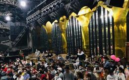 Công an đột kích quán bar phát hiện hơn 100 dân chơi phê ma túy