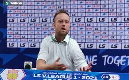 HLV Polking tố CLB Nam Định chơi xấu, cảnh báo đang làm hỏng hình ảnh bóng đá Việt Nam
