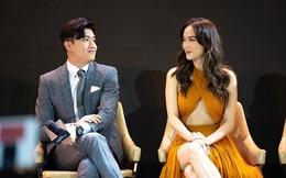 """Trước khi lộ ảnh ôm hôn Minh Hằng, Quốc Trường đã nói """"Bảo Anh chính là người vợ lí tưởng"""""""