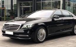 Thanh lý Mercedes S-Class sau 200km, đại lý tiết lộ khoản lỗ đủ để tậu VinFast VF e34