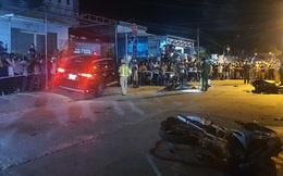 Nhậu xỉn rồi phóng ô tô như điên, người đàn ông gây tai nạn làm 7 người thương vong