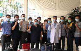 Đội phản ứng của BV Chợ Rẫy giúp Kiên Giang chống dịch Covid-19
