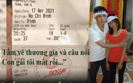"""Câu chuyện xúc động về tấm vé thương gia của người cha cầu xin được bay sớm: """"Con gái tôi mất rồi"""""""