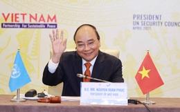Chủ tịch nước phát biểu tại phiên thảo luận mở cấp cao của HĐBA LHQ