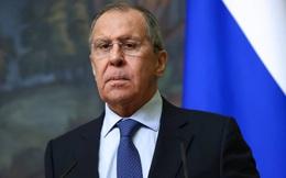"""Ngoại trưởng Nga: Cuộc đối đầu giữa Nga và Mỹ đã """"chạm đáy"""""""