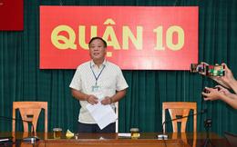 TP HCM: Quận 10 thông tin chính thức vụ 2 thiếu niên Trường Nguyễn Văn Tố bị đánh