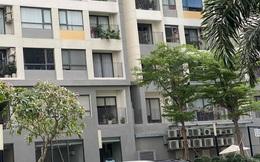 Người đàn ông nước ngoài nghi rơi tầng 7 chung cư Masteri An Phú ở Sài Gòn xuống đất tử vong