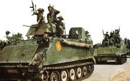 """Hú vía, thấy mìn chống tăng lại tưởng """"thớt nghiến"""" và chuyện dùng xe M113 kéo pháo 155mm"""