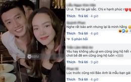 Sau 1 ngày ngập trong tin đồn Quốc Trường - Minh Hằng hẹn hò: Người vun vén, kẻ nghi PR phim, Bảo Anh bị réo gọi nhiều nhất