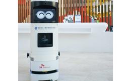Robot khử trùng sử dụng công nghệ 5G đầu tiên trên thế giới