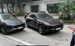 Vụ 2 xe sang Porsche cùng biển số: Một xe bị đục số khung, số máy
