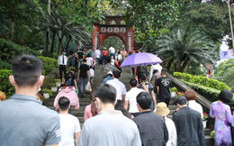 CLIP: Đền Hùng sẽ đón khoảng 20 ngàn người trong ngày Giỗ Tổ