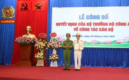 Đại tá Phạm Thế Tùng làm Giám đốc Công an Nghệ An, Đại tá Bùi Duy Hưng làm Giám đốc Công an Bắc Ninh