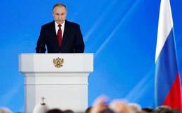 Hôm nay, Tổng thống Nga V.Putin đọc thông điệp liên bang năm 2021