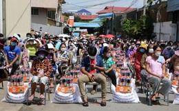 Chỉ trong một thời gian ngắn, Campuchia có gần 7500 ca COVID-19